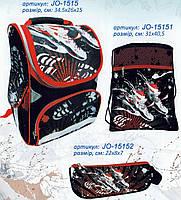 """Набор """"Кроссовки"""" ранец ортопедический + сумка для обуви + пенал, Josef Otten JO-1515 арт.520165"""