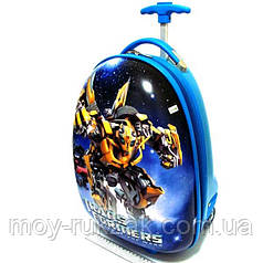 "Детский чемодан на колесах ""Josef Otten"" Transformers"