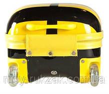 """Детский чемодан дорожный на колесах """"Josef Otten"""" Пчелка, фото 2"""