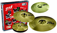Paiste Paiste 3 Universal Set + Crash 14""