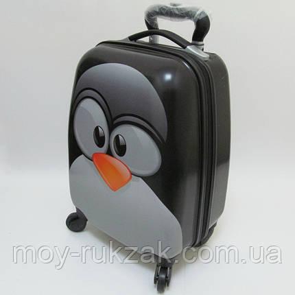 """Детский чемодан дорожный """"Josef Otten"""" Пингвинчик на колесах , фото 2"""
