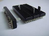 Фейдер и кроссфейдер для пульта Behringer DJX700, DJX750, VMX1000, DDM2000 DDM4000