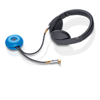 Oehlbach Кейс для кабеля наушников Oehlbach EASY CASE Черный