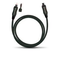 Oehlbach Оптический цифровой кабель Oehlbach Opto Star Black Opto Star Black 50