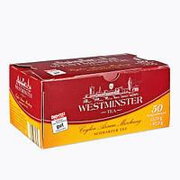 Westminster чай черный в пакетиках