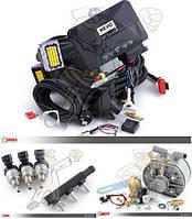 Комплект ГБО KME Nevo 6 Plus KME Silver Hana H2001 200 л.с 6 цилиндров