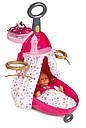 Игровой центр для ухода за куклой в чемодане Baby Nurse Smoby 220316, фото 5
