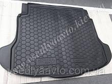 Коврик в багажник HONDA CR-V с 2007 г. (AVTO-GUMM) пластик+резина