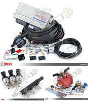 Комплект ГБО AC STAG 300 6 ISA2 AC R01 Hana H2001 250 л.с 6 цилиндров