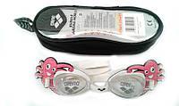 Очки для плавания Arena Animal  детские осьминог