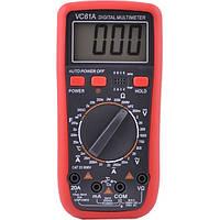 Электронный мультиметр VC61A с термопарой, мультитестеры, тестеры, амперметры, вольтметры цифровые