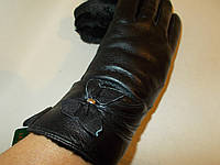 Перчатки женские на меху №1543