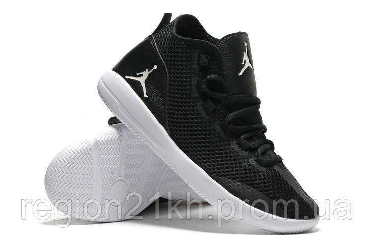 Баскетбольные кроссовки Nike Air Jordan Reveal Black White