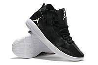 Баскетбольные кроссовки Nike Air Jordan Reveal Black White, фото 1