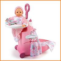 Игровой центр для ухода за куклой в чемодане Baby Nurse Smoby 24032