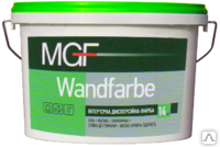 Краска Dufa МGF внутренняя дисперсионная М1а 7 кг