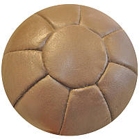 Мяч медбол кожа 3кг.