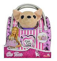 "Плюшевая собачка Chi Chi Love ""On Tour"" Вояж Simba™ (5892276)"