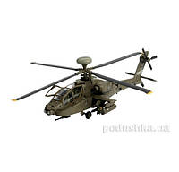 Конструктор Model Set Вертолет AH-64D Longbow Apache 1:144 Revell 64046