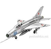 Конструктор Model Set Многоцелевой истребитель MiG-21 F-13 Fishbed C 1:72 Revell 63967