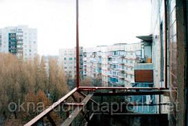 Сварка балкон, лоджия под ключ