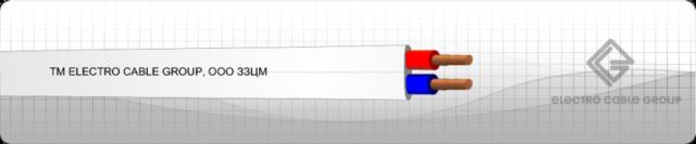 Кабель ШВВП 2х2,5 ЗЗЦМ