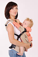 Эрго рюкзак My baby от 4 мес до 3 лет 100% хлопок