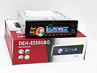 Новая магнитола Pioneer DEH-8350UBG DVD. Автомагнитола имеет съемную панель. Высокое качество. Код: КДН959