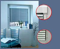Горизонтальные жалюзи для метал- лопластиковых окон