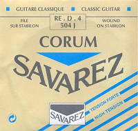 Savarez Струна D для классической гитары Savarez 504J/V