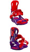 Крепление Volkl Fastec Vision WMN Purple 15/16