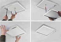 Рамка для монтажа светодиодного светильника серии SP40W 600x600мм