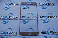 Стекло корпуса для мобильного телефона Samsung J700F/J700H/J700M J7 Gold