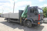 Услуги крана манипулятора Днепропетровск, фото 1