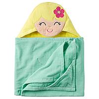 Махровый уголок-полотенце Carters Принцесса