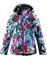 Куртка зимняя Reima Reimatec Glow 531252, цвет 7254 ReimaGo - горнолыжная серия размер 140