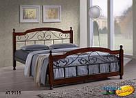 Кровать кованая 160х200 OND- АТ - 9119 (без матраса!)