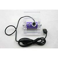 Веб-камера прищепка, с подсветкой, компьютерные аксессуары, комплектующее