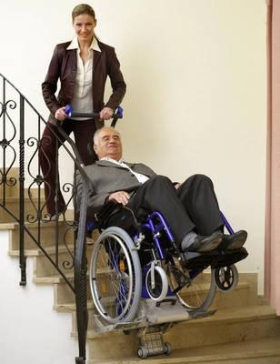 Видалення архітектурних бар'єрів для літніх людей і людей з обмеженими можливостями