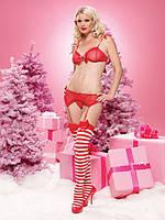 """Комплект белья """"Рождественный Горошек"""""""