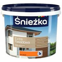 Краска Снежка Экстра фасад ŚNIEŻKA 20 кг