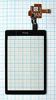 Тачскрин сенсорное стекло для HTC Hero/G3 A6288 black
