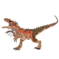 Фигурка динозавра 28 см с открывающейся пастью (черный гребень), HGL (SV10513-7)