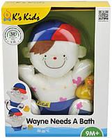 Кукла Уэйн, для игр в воде, K's Kids (10418)