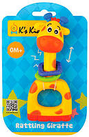 Погремушка Жираф, K's Kids (10734)