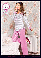Женская пижама Anit 5018, костюм домашний с брюками