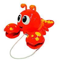 Игрушка-каталка на веревочке - Веселый лобстер, Little Tikes (638534)