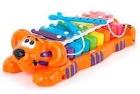 Развивающая музыкальная игрушка - Тигрёнок-ксилофон, Little Tikes (629877MP)
