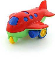 Самолётик с инерционным механизмом 52612  (52612)