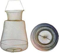 Рыболовный садок  круглый, металлический, товары для рыбалки